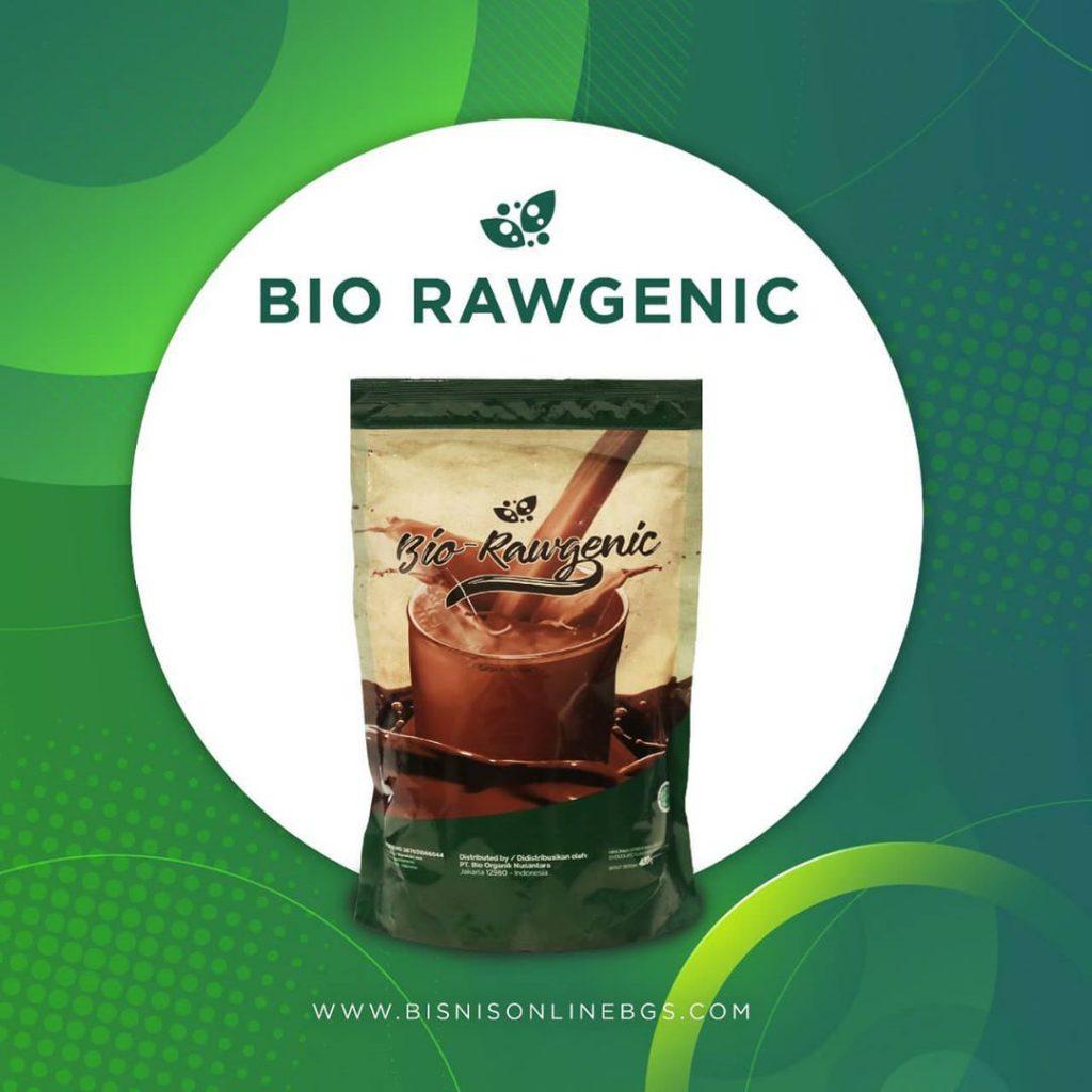 Bio Rawgenic Pouch