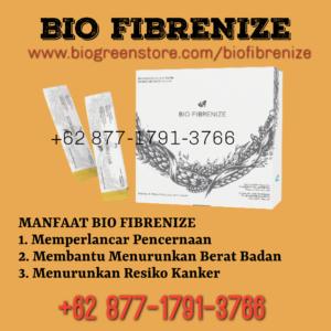 Bio Fibrenize Biogreen Minuman Fiber Serat Tinggi