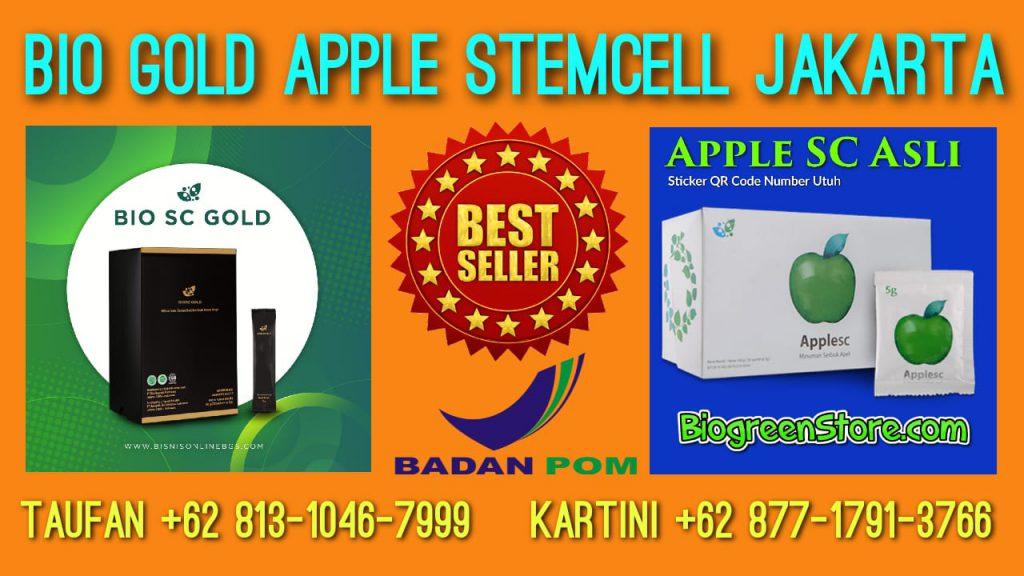bio gold apple stemcell jakarta selatan