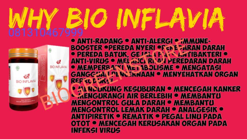 Bio Inflavia Herbal Indonesia Terbaik