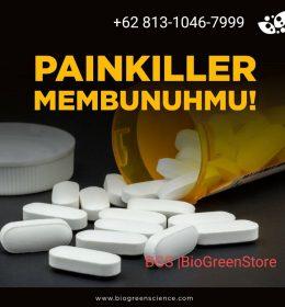 Bahaya Painkiller bisa membunuhmu, bio inflavia